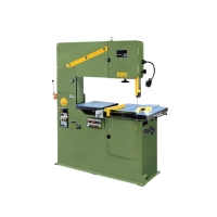 High Speed Vertical Band Saw w/ Automatic Feed Table