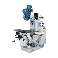 High Efficiency Milling Machine (Taiwan)