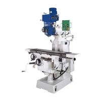 High Precision Vertical Milling Machine