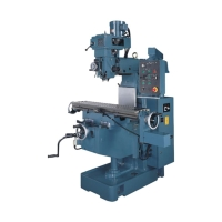 Heavy Duty Vertical Mill