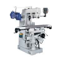 High Efficiency Universal Milling Machine