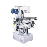 Universal Milling Machine