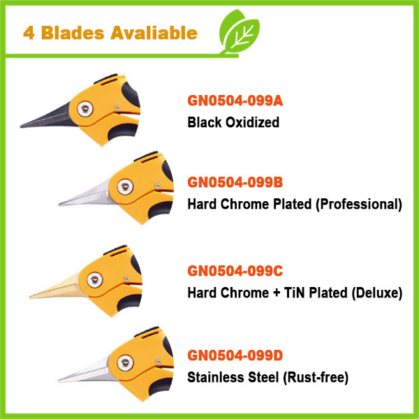 "High Quality Sharp Trimmer (8 3/8"")"