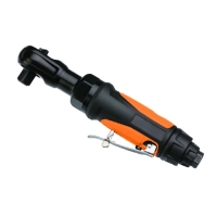 Swivel Air Exhaust Pneumatic Ratchet Wrench