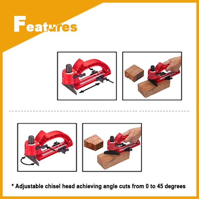 Brick & Cement Block Cutting Tool