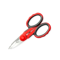 Notched Electrician Scissors
