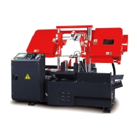 High Efficiency Double Column Automatic Bandsaw