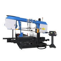 Professional Double Miter Cutting Bandsaw