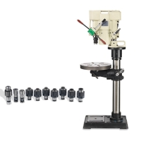 Heavy Duty Vertical Drill and Tapping Machine