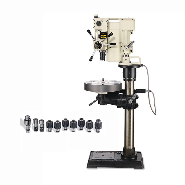 Automatic Drilling & Tapping Machine