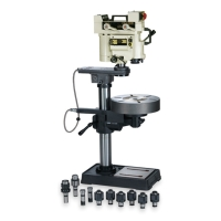 High Efficient Vertical Magnetic Tapping and Drill Press