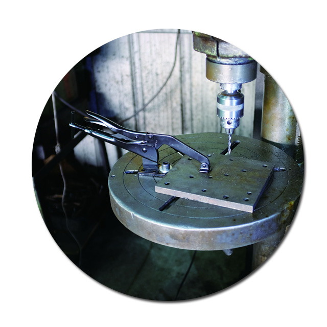 Welding Table Clamp