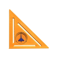Cens.com 2-in-1 Protractor Angle Square HANDY-AGE INDUSTRIAL CO., LTD.