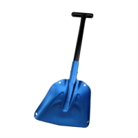 Aluminum Portable Snow Shovel