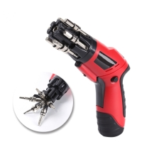 Cens.com 6-in-1 Quick Switch Cordless Screwdriver HANDY-AGE INDUSTRIAL CO., LTD.