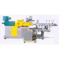 ZPT-58 Twin-Screw Extruder / Cooker (S. S. Frame )