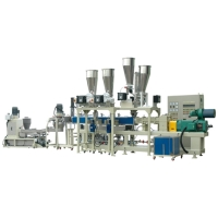 Water Ring Relletizing System