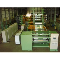 Rigid / Semi-rigid PVC Sheet and Film Plant Equipment (4,5,6,7 Rolls)