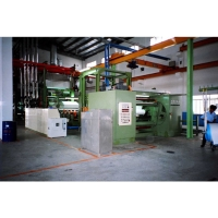 PVC Leather and Sponge Leather Plant Equipment