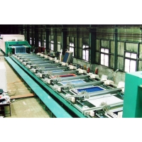 自动平面网版印刷机