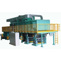 2 Colors Surface Treatment Machine