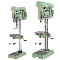 Manual Drilling & Tapping Machines(Drill & Tap press)