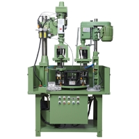 Rotary Index Multi-Spindle Drilling & Tapping Special Purpose Machine
