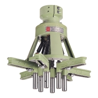 Round-Multiple Spindle Drilling & Tapping Heads (Universal Joint Driven)