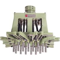 长方形多轴钻孔攻牙器(万向接头传动式)