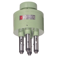 Close Completely Multiple Spindle Drilling & Tapping Heads with Gears Driven