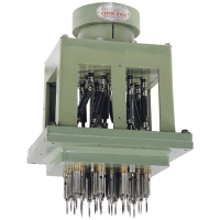 Fixed Canter-Multiple Spindle Drilling & Tapping Heads (Universal Joint Driven)