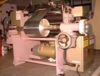 Foodservices foil roll rewinder machine