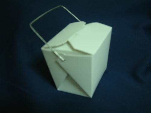 ToGO food pail  box machine