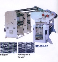 Raschel Knitting Machine