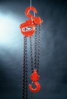 手拉式吊車