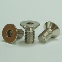 Cens.com Flat Head Socket Machine Screw LONGAN YUE INDUSTRIAL CO., LTD.