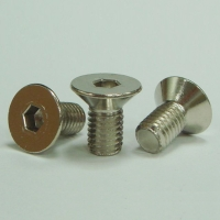 Flat Head Socket Machine Screw
