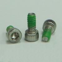 Straight Knurl Socket Machine Screw