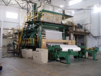 Inclined Wire Type Paper Making Machine