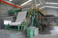 Cylinder Type Paper Making Machine