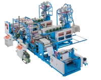 High Efficiency Lamination Making Machine (Single & Double Side)