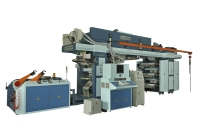 High Speed Double Side 4-12 Color Roll-To-Roll Printing Machine(Direct Printing Method)