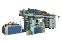 編織袋高速整捲4-12色雙面印刷機(直接印刷)