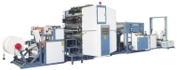 Woven Bag Roll to Roll 4-9 Printing Machine (Indirect Printing)