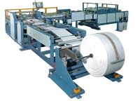 Single & Double Sides 2-6 colors Auto. Cutting & Sewing & Printing Machine(Direct Printing)