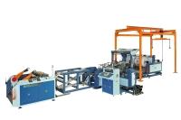 PP Woven Cloth Tubing Machine