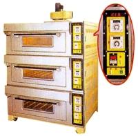 三层烘焙专业烤箱