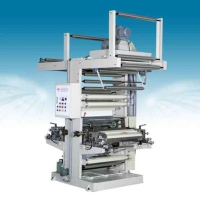 連線二色凸版/膠版印刷機
