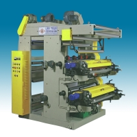 Cens.com In-line 2 Color Flexo Printing Machine LEEWIN FLEXO MACHINERY COMPANY.