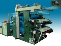 连线二色凸版/胶版印刷机